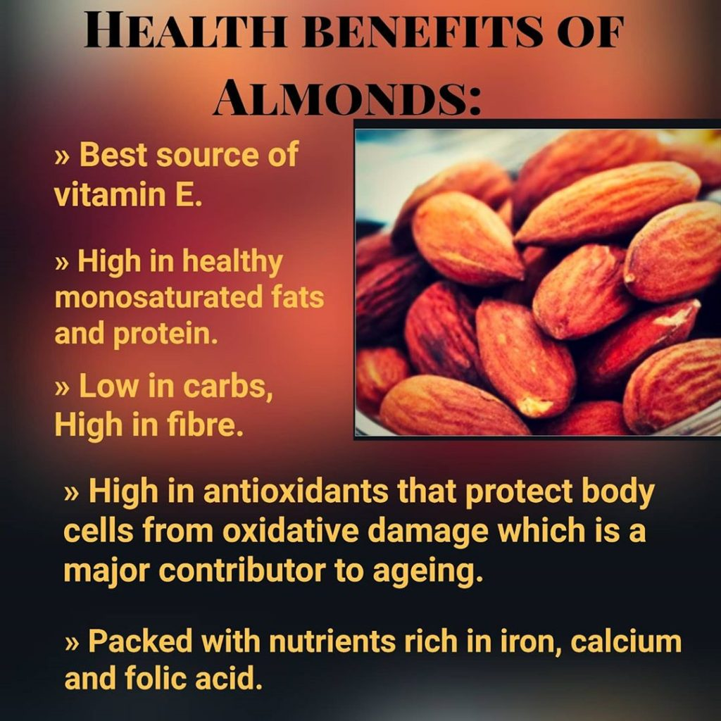 Mamra Badam Benefits