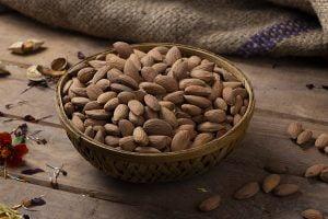 kashmiri Almonds Without shell