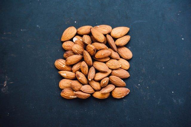 mamra badam almonds